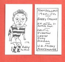 Glasgow Celtic Bobby Collins 179